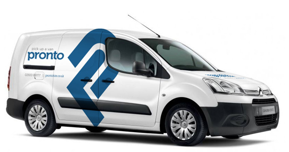 Small Van to Hire
