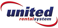 United Rental Sytems logo