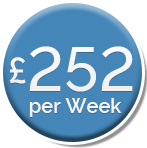 Weekly Rate Price
